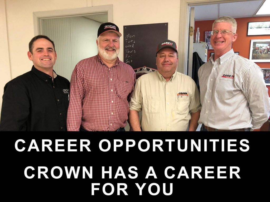 Join Crown Power & Equipment