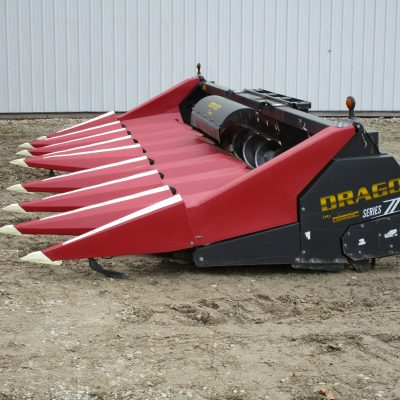 Used 2013 Olimac Drago N8 CORN HEAD