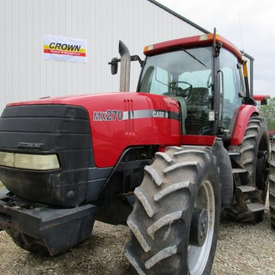 Used 2000 Case IH MX270 TRACTOR