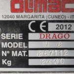 Used Olimac, Drago N8, Corn Head, Crown Power & Equipment