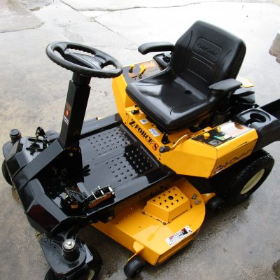 Used 2010 Cub Cadet Z-Force S48 LAWN MOWER