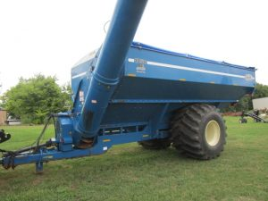 Kinze grain cart
