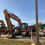 Used Case, CX210C, Excavator, Crown Power & Equipment