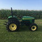 Used John Deere, 5220, Tractor, Crown Power & Equipment