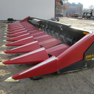 Used 2013 Olimac Drago N12 CORN HEAD