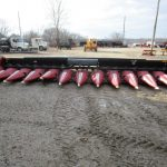 Used Olimac, Drago N12, Corn Head, Crown Power & Equipment