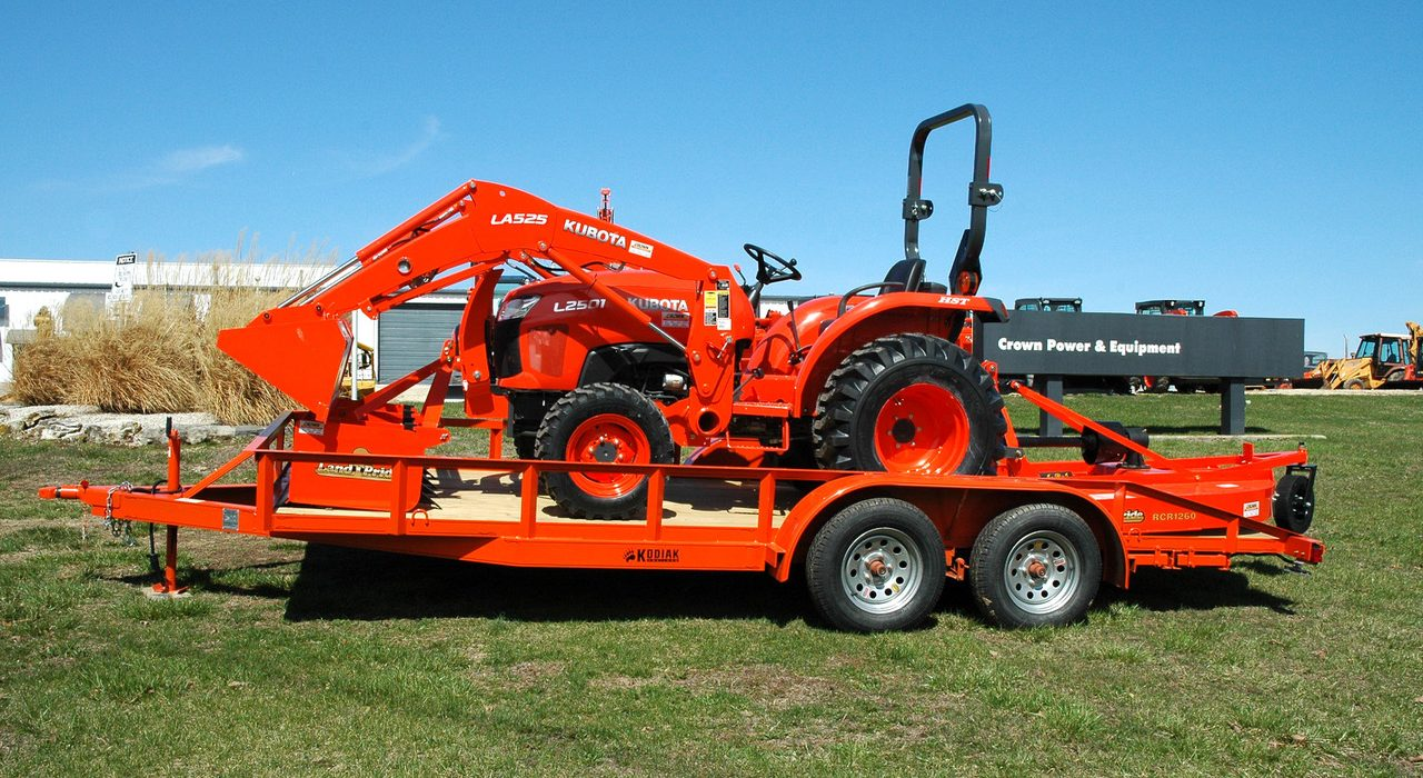 Kubota compact tractor packages Missouri