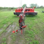 Used New Holland, H7550, Mower conditioner, Crown Power & Equipment