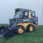 Used John Deere, 318D, Skidsteer, Crown Power & Equipment