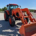 Used Kubota, M126XDTC, Tractor, Crown Power & Equipment