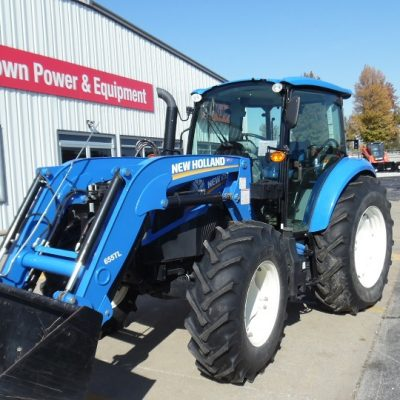 Used 2017 New Holland T4.120 TRACTOR