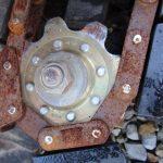 Used Case IH, 3406, Corn head, Crown Power & Equipment