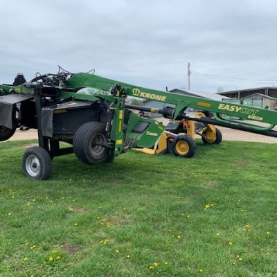 Used 2017 ECTC400CV MOWER CONDITIONER