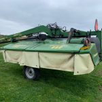 Used Krone, ECTC400CV, Mower conditioner, Crown Power & Equipment