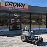 Used Dixie Chopper, LT2400, Lawn mower, Crown Power & Equipment