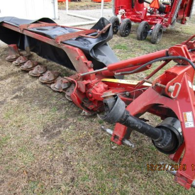 Used 2010 New Holland H6750 DISC MOWER
