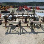 Used Chisel plow, Crown Power & Equipment