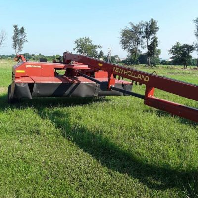 Used 2003 New Holland 1431 MOWER CONDITIONER