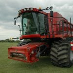 Used Case IH, 7010, Combine, Crown Power & Equipment