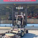 Used Grasshopper, 729BT, Lawn mower, Crown Power & Equipment