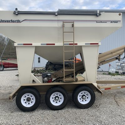 Used 2011 Unverferth 3750 Seed Tender