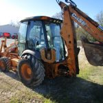 Used Case, 580SM, Backhoe, Crown Power & Equipment