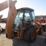 Used Case, 580SN, Backhoe, Crown Power & Equipment