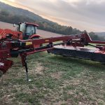Used Case IH, DC133, Mower Conditioner, Crown Power & Equipment