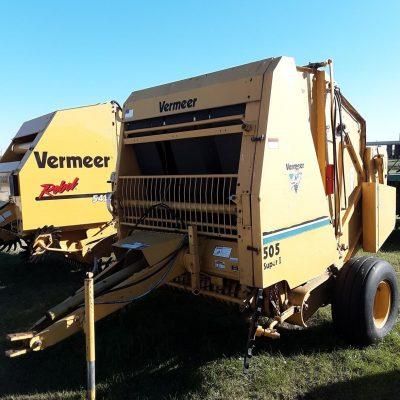 Used 1989 Vermeer 505SI BALER