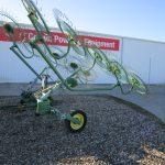 Used John Deere, 702, Rake, Crown Power & Equipment