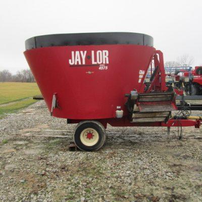 Used 2012 Jay- Lor 4575 TMR Mixer
